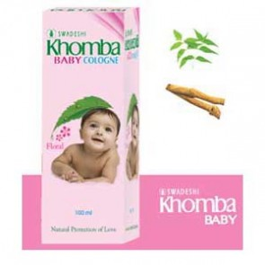 Khomba Baby Cologne - Floral (50 ml )