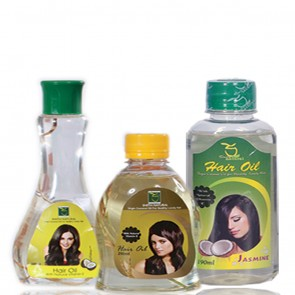 Smith Naturals Hair Oils