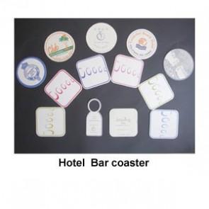 Hotel Bar Coaster