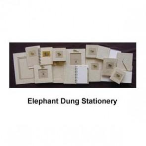 Elephant Dung Stationery
