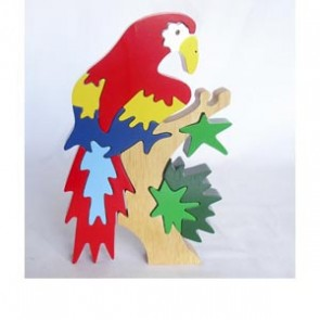 Parrot in Tree Puzzle
