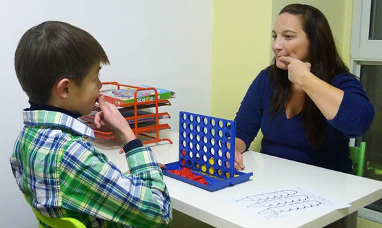 Speech And Language Therapist