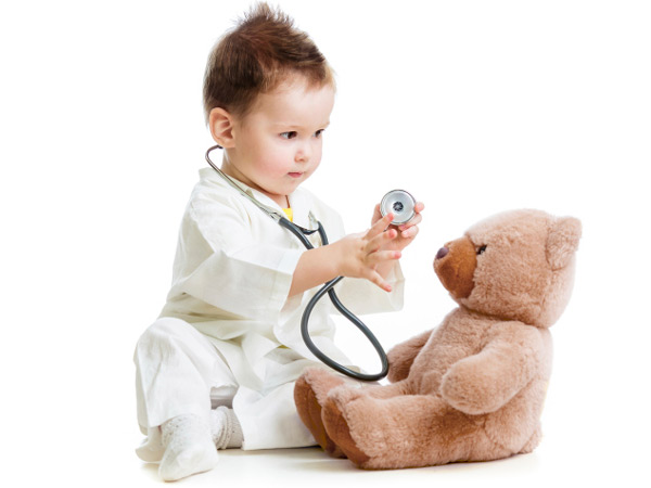 Paediatrician