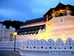 Sacred Temple of the Tooth Relic