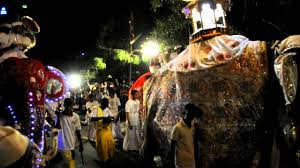 Kelaniya Rajamaha Vihara Duruthu Perahera