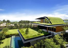 Green Construction and Architecture Ecowave