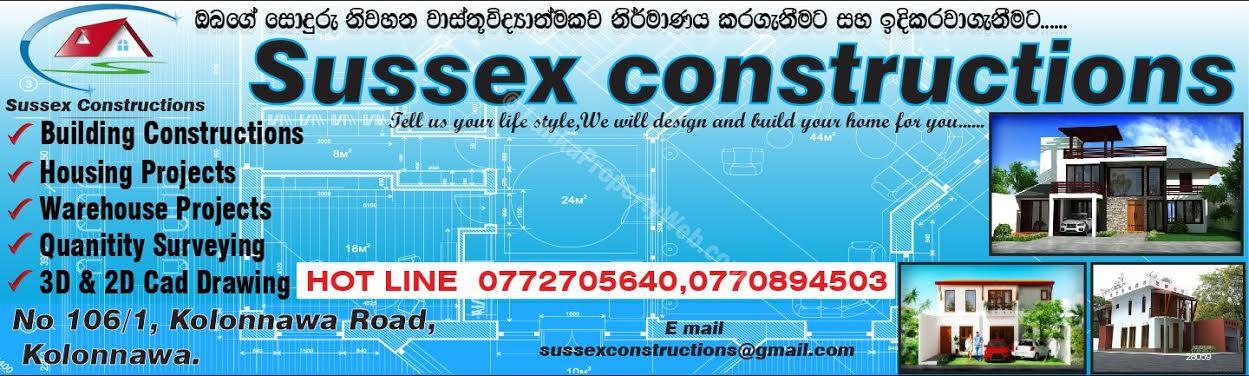 Sussex Constructions