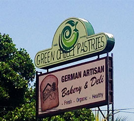 German Artisan Bakery and Deli