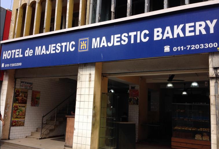 Hotel De Majestic & Bakery
