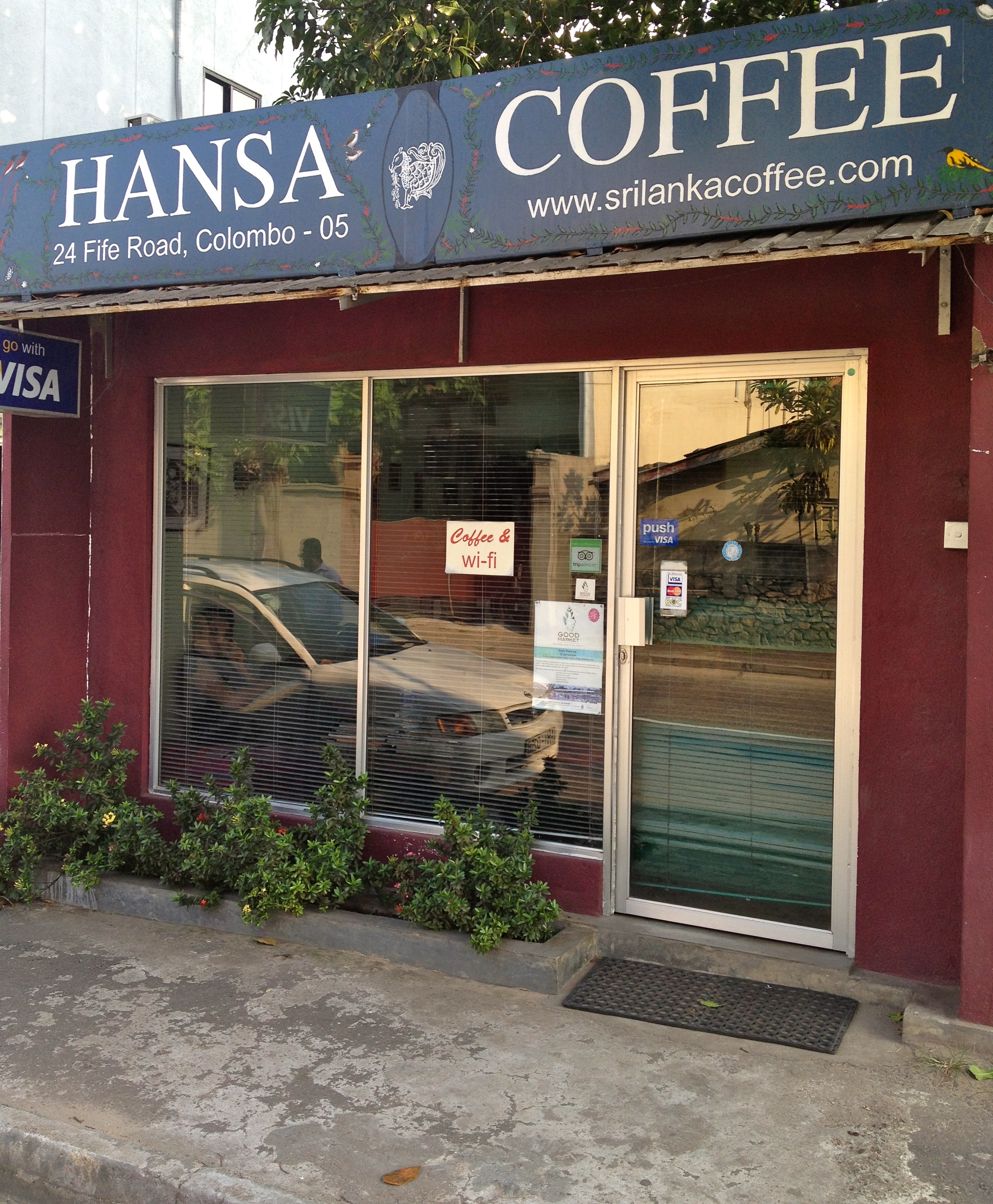 Hansa Coffee