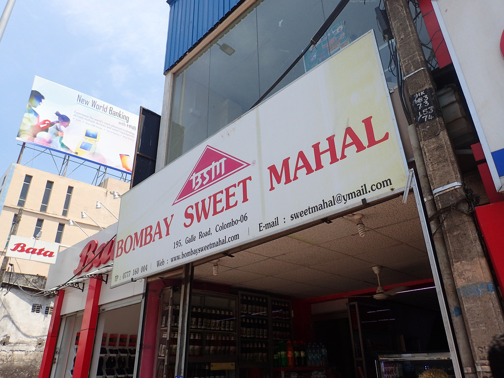 Bombay Sweet Mahal