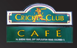 Cricket Club Cafe
