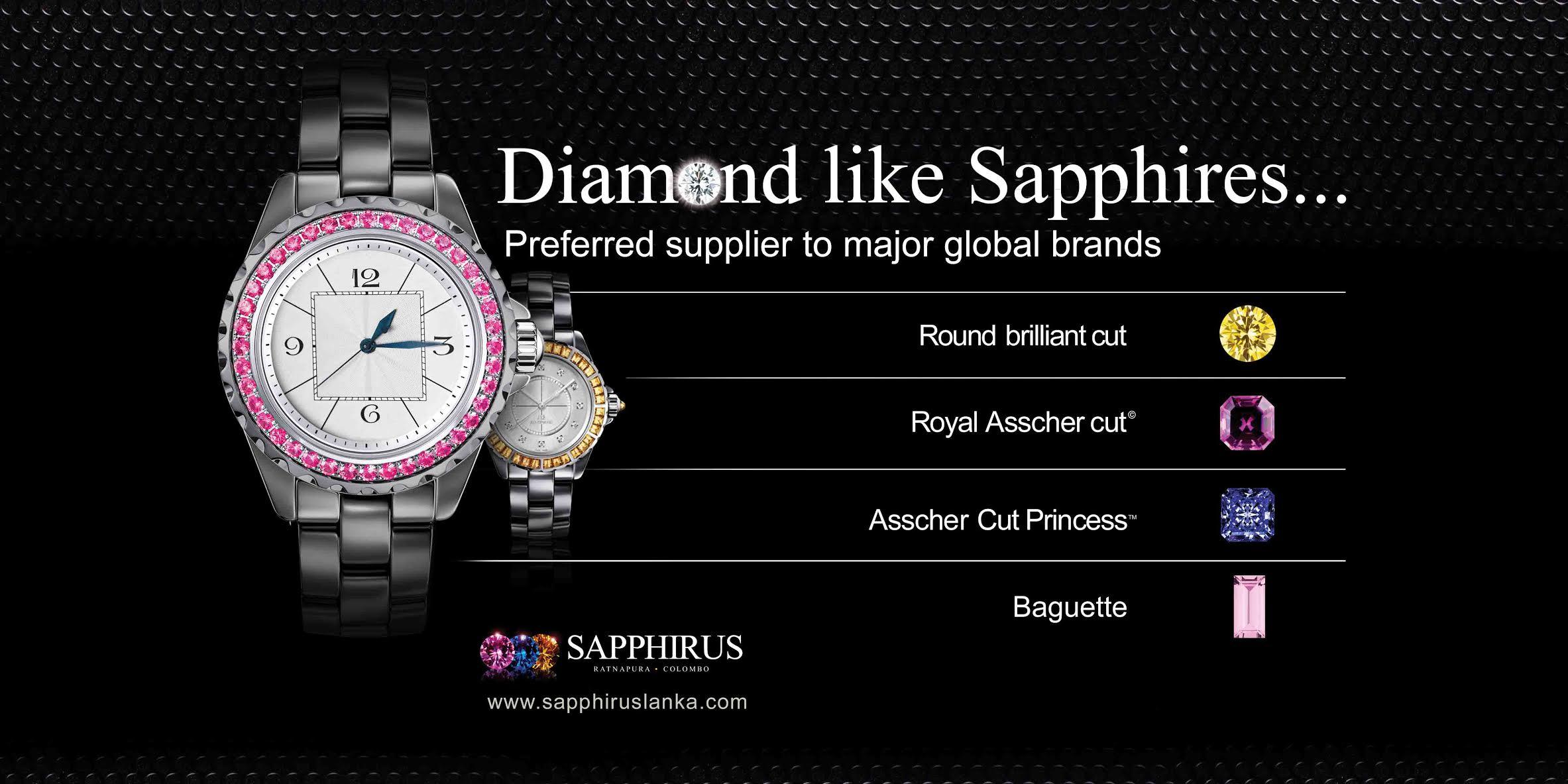 SAPPHIRUS LANKA (Pvt) Ltd