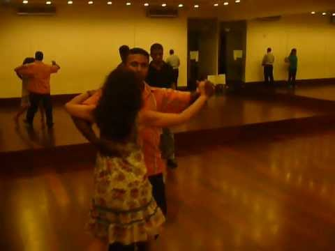 Sujeeva Jayatilake's dancing classes