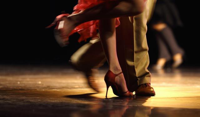 Ballroom & Latin American Dancing