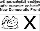 New Democratic Front