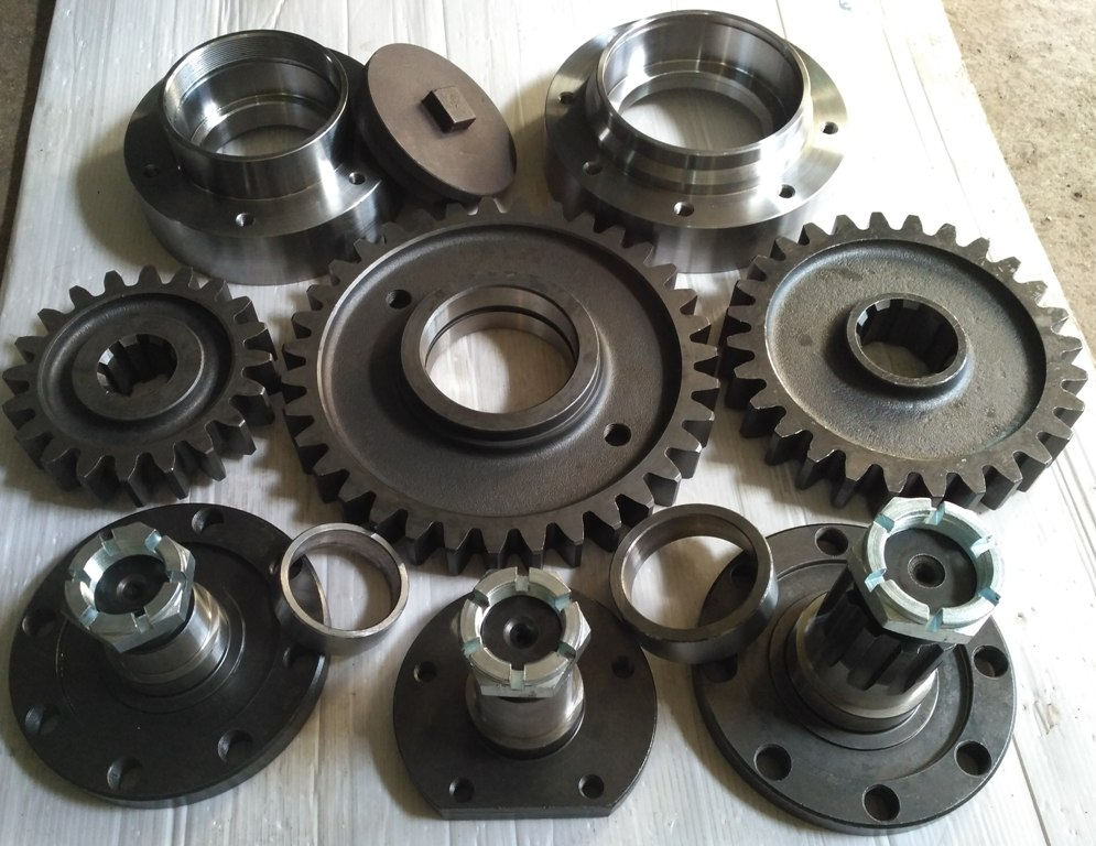 MFG:- ROTARY TILLER SPARE PARTS_Soiltech Agro Engineering-Rajkot (INDIA)