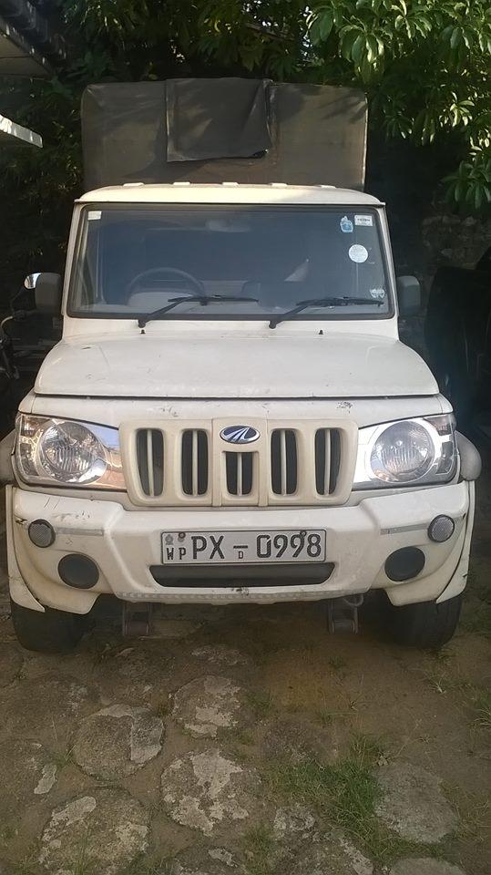 Mahindra maxitruck Bolero plus VX