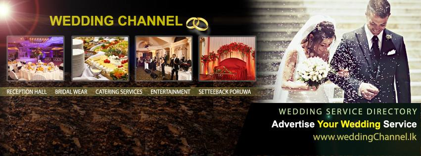 weddingchannel.lk - leading wedding services directory in Sri Lanka