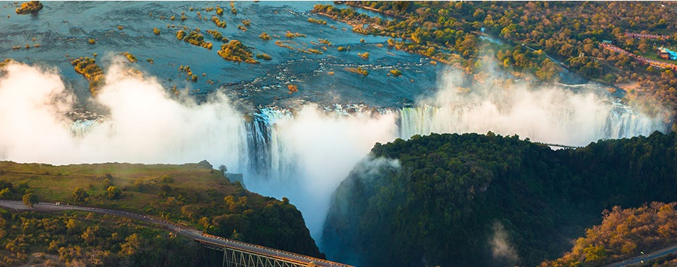 Discover South Africa & Victoria Falls