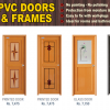 Daxer PVC Doors and Frames  Darshana Furniture