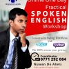Online Spoken English Course In Sri Lanka - Offered by Nuwan De Alwis