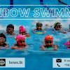 Rainbow Swimming