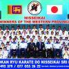 Shotokan Karate Do Nisseikai Sri Lanka