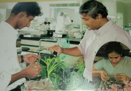 Agriculture Research Station - Rahangala