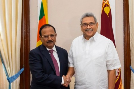 India assures USD 50 Million to boost security in Sri Lanka