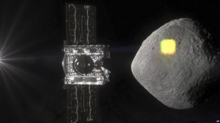 NASA's Plan to Scoop Up Dirt from Asteroid Hits Snag