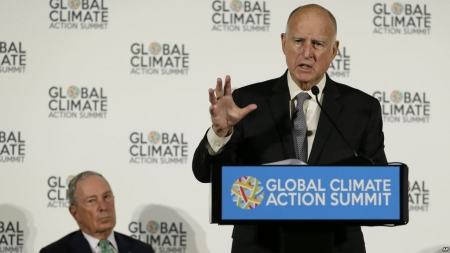 California Governor: Trump a 'Fool' on Climate Legacy