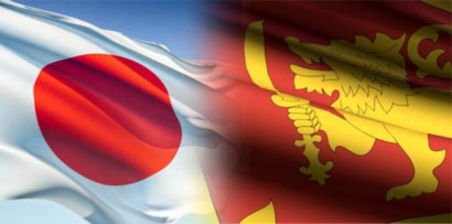 Japan-Sri Lanka to enhance economic cooperation