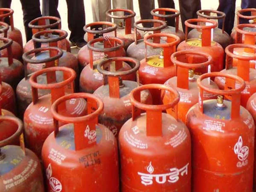 LPG Cylinder Prices Cut For The Second Consecutive Month