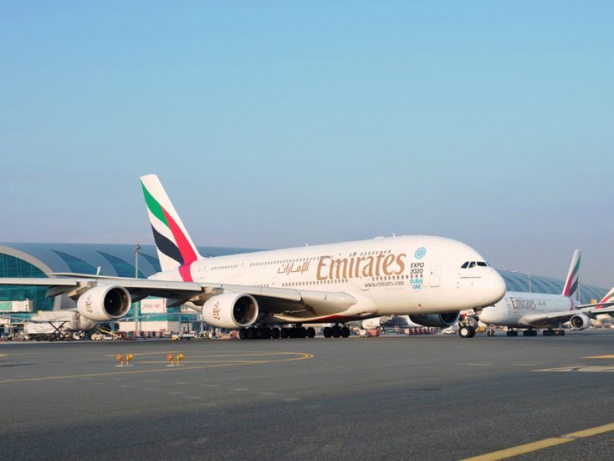Emirates repatriation flight to Lagos returns to Dubai after woman gives birth to baby boy