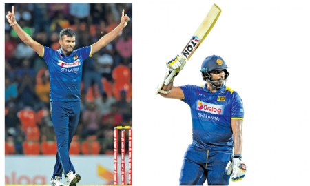 Thisara and Shanaka redefine roles for WC