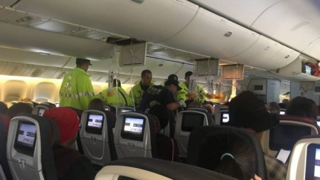 Turbulence injures 35 on Air Canada flight to Sydney