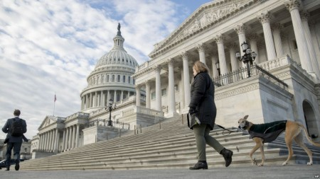 US Facing Friday Deadline to Avert New Government Shutdown