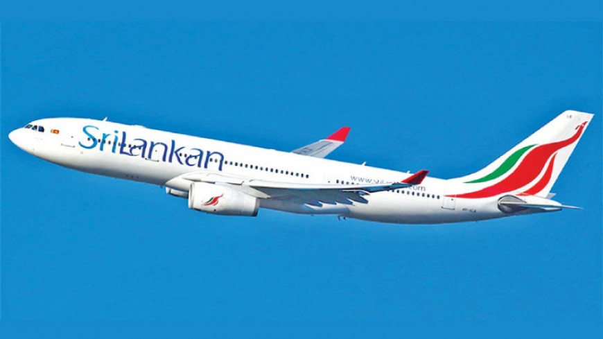 Live auction for SriLankan Airlines' Business Class upgrades