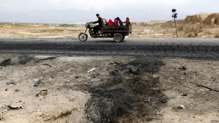 US, Taliban Signal Afghan Peace Talks Intact Despite Offensive'