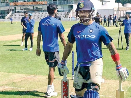 Ahead of First Test, India focus on reverse sweep, short balls