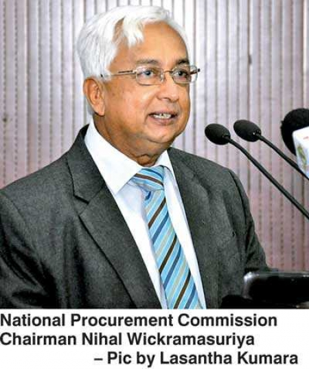 Procurement guidelines target transparency