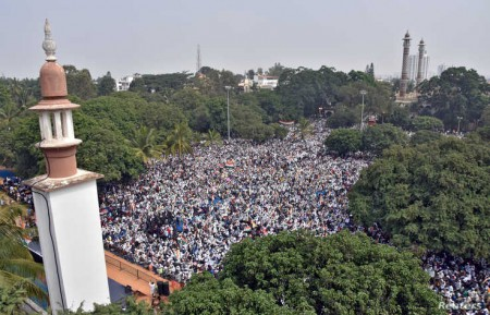 India's Main Opposition Protests New Law