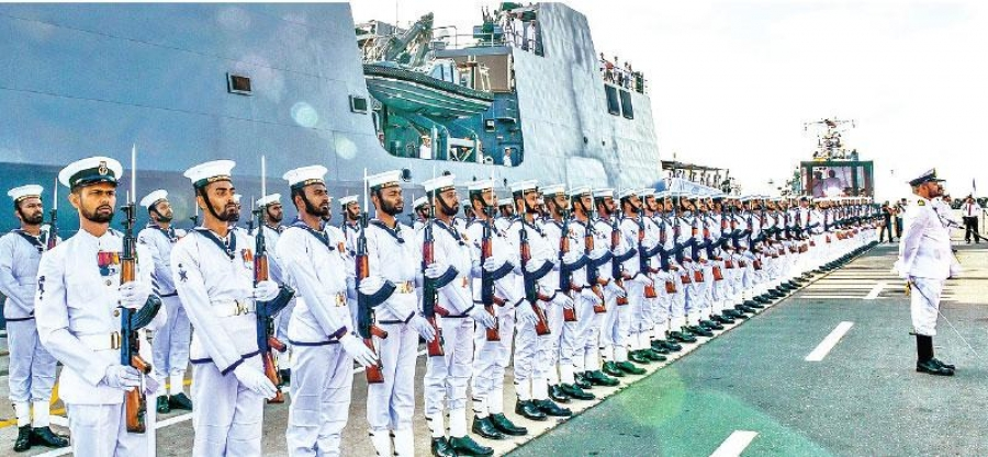 Sri Lanka Navy turns 68