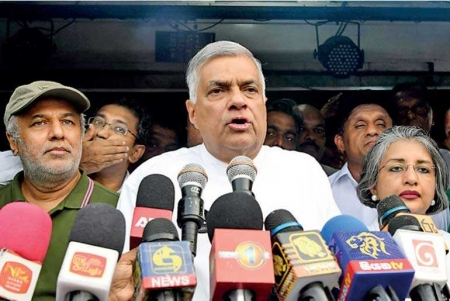 UNP calls for Presidential elections