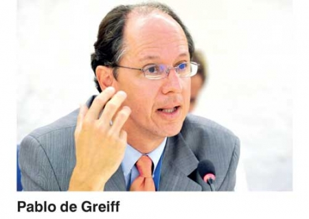 Foreign Ministry clarifies purpose of UN Special Rapporteur's official visit to SL