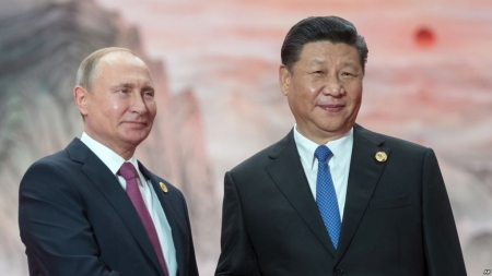 Putin says China's Xi to Visit Russia in September
