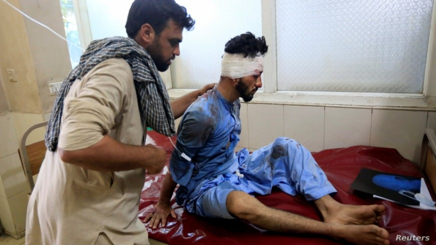 Islamic State Bomber Kills 9 in Eastern Afghanistan
