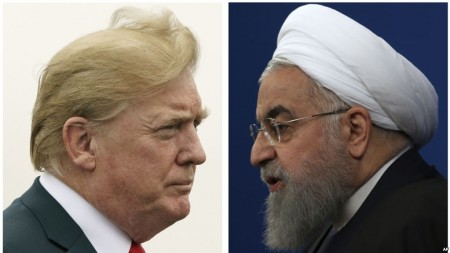 US Slaps New Sanctions on Iran as Tehran Suspends Some Parts of Nuclear Deal