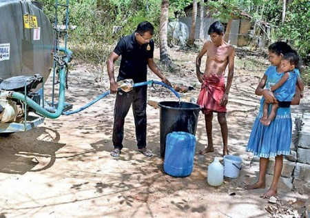 India steps into assist Sri Lanka rural water mission